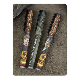 The Hunger Games - Movie Katniss and Peeta District 12 Pen Set