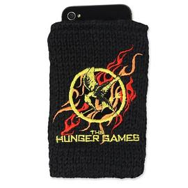The Hunger Games - Movie Mockingjay Knitted Phone Cover