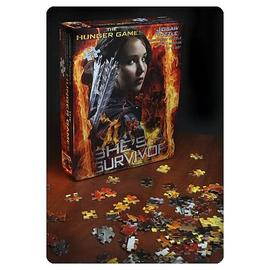 The Hunger Games - Movie She's A Survivor Jigsaw Puzzle