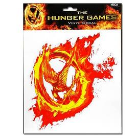 The Hunger Games - Movie Mockingjay Fire Sticker
