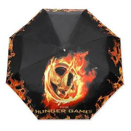 The Hunger Games - Movie Retractable Umbrella