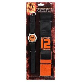 The Hunger Games - Movie District 12 Commando Watch