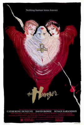 The Hunger - 27 x 40 Movie Poster - Style A