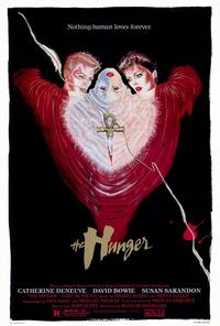 The Hunger - 43 x 62 Movie Poster - Bus Shelter Style A