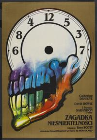 The Hunger - 27 x 40 Movie Poster - Polish Style A