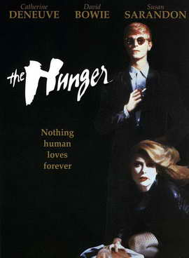The Hunger - 27 x 40 Movie Poster
