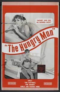 The Hungry Man - 11 x 17 Movie Poster - Style A