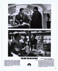 The Hunt for Red October - 8 x 10 B&W Photo #2