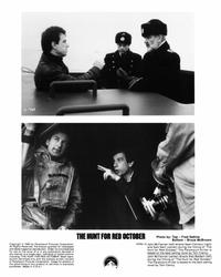 The Hunt for Red October - 8 x 10 B&W Photo #4