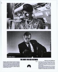 The Hunt for Red October - 8 x 10 B&W Photo #12
