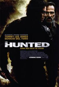 The Hunted - 27 x 40 Movie Poster - Style A