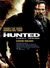 The Hunted - 11 x 17 Movie Poster - Danish Style A