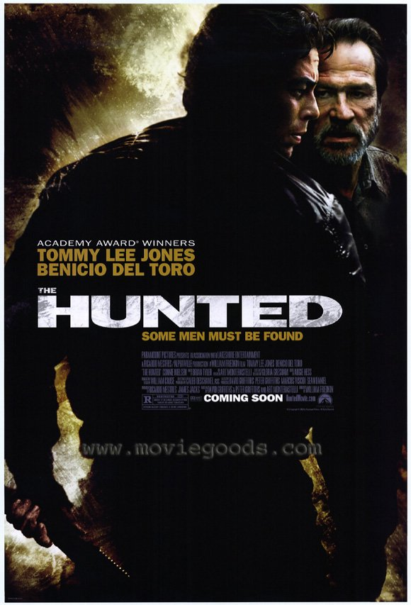 The Hunted Movie Posters From Movie Poster Shop