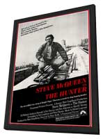 The Hunter - 11 x 17 Movie Poster - Style A - in Deluxe Wood Frame