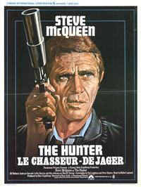 The Hunter - 11 x 17 Movie Poster - French Style A