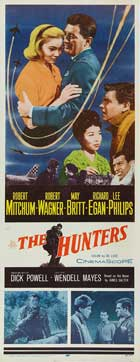 The Hunters - 14 x 36 Movie Poster - Insert Style A