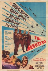 The Hunters - 27 x 40 Movie Poster - Style A