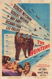 The Hunters - 43 x 62 Movie Poster - Bus Shelter Style A