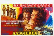 The Hunting Party - 27 x 40 Movie Poster - Belgian Style A