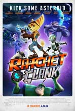 """Ratchet & Clank"" Movie Poster"