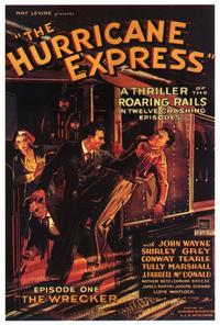 The Hurricane Express - 27 x 40 Movie Poster - Style A