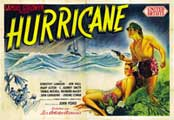 The Hurricane - 11 x 17 Movie Poster - French Style B