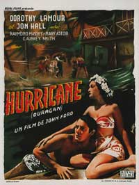 The Hurricane - 11 x 17 Movie Poster - Belgian Style A