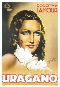 The Hurricane - 11 x 17 Movie Poster - Italian Style A