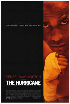 The Hurricane - 27 x 40 Movie Poster - Style A
