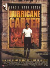 The Hurricane - 30 x 40 Movie Poster - French Style A