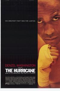 The Hurricane - 43 x 62 Movie Poster - Bus Shelter Style A