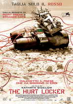 Hurt Locker, The - 11 x 17 Movie Poster - Italian Style A
