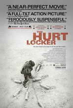 Hurt Locker, The - 27 x 40 Movie Poster - Style C