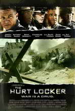 Hurt Locker, The - 11 x 17 Movie Poster - Style E