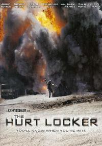 Hurt Locker, The - 11 x 17 Movie Poster - Style G