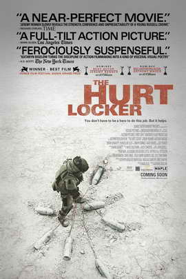 Hurt Locker, The - 11 x 17 Movie Poster - Style C