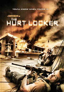 Hurt Locker, The - 27 x 40 Movie Poster - Style A