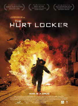 Hurt Locker, The - 11 x 17 Movie Poster - Style D