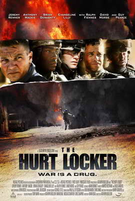 Hurt Locker, The - 11 x 17 Movie Poster - Style F