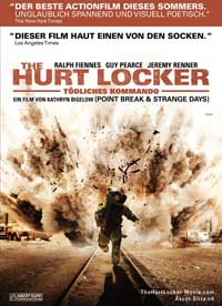 Hurt Locker, The - 11 x 17 Movie Poster - Swiss Style B