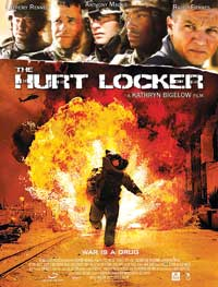 Hurt Locker, The - 11 x 17 Movie Poster - Style H