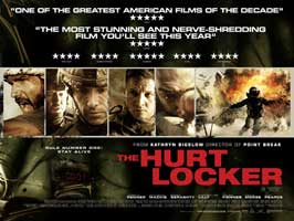 Hurt Locker, The - 11 x 17 Movie Poster - UK Style A
