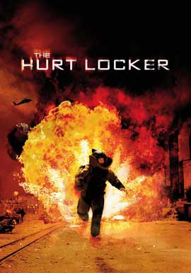 Hurt Locker, The - 27 x 40 Movie Poster - Style D