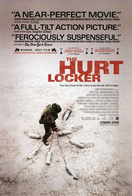 Hurt Locker, The - DS 1 Sheet Movie Poster - Style B