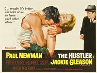The Hustler - 30 x 40 Movie Poster UK - Style A
