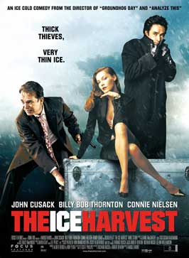 The Ice Harvest - 27 x 40 Movie Poster - Style B