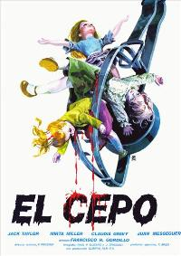 The Icebox Murders - 27 x 40 Movie Poster - Spanish Style A