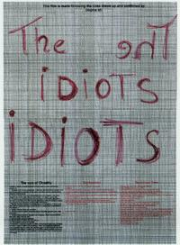 The Idiots - 11 x 17 Poster - Foreign - Style C