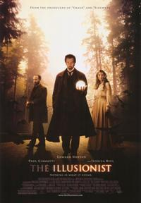 The Illusionist - 43 x 62 Movie Poster - Bus Shelter Style A