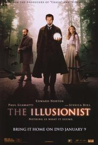 The Illusionist - 27 x 40 Movie Poster - Style B